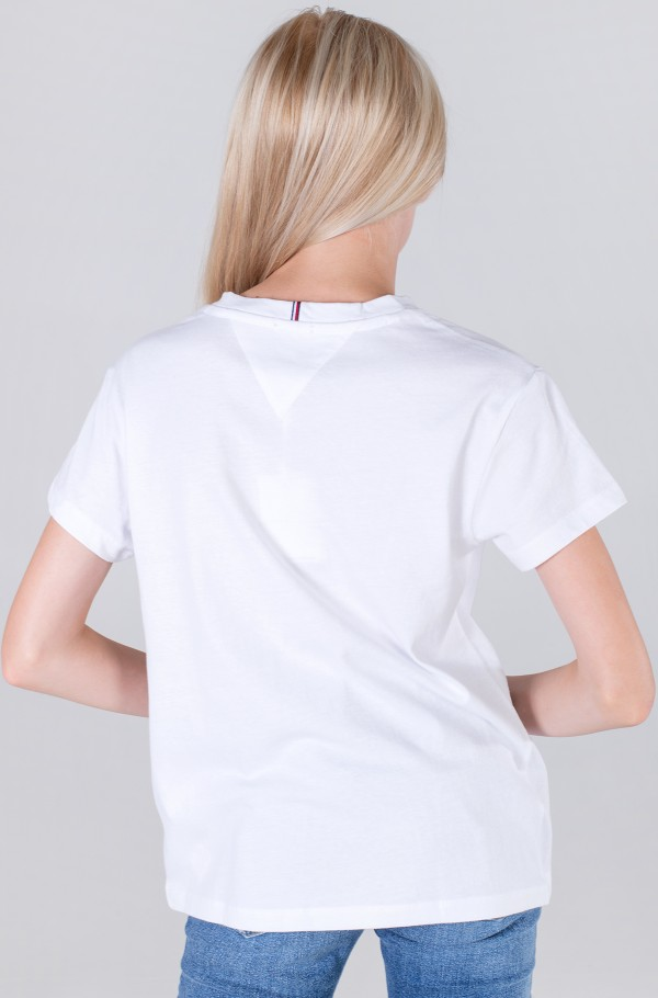 TOMMY SCRIPT TEE S/S-hover