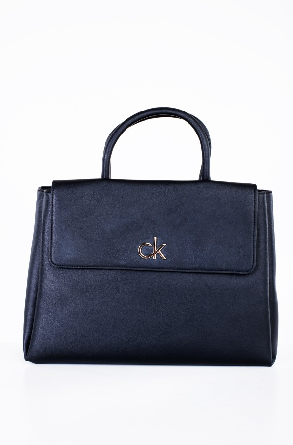 RE-LOCK TOTE W/FLAP MD K60K608411-hover