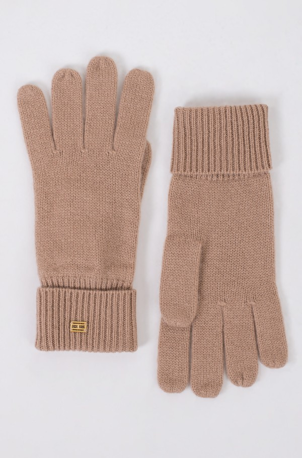 TH LUX CASHMERE GLOVES-hover