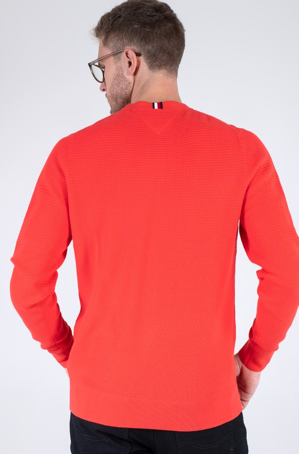 STRUCTURE CREW NECK-hover