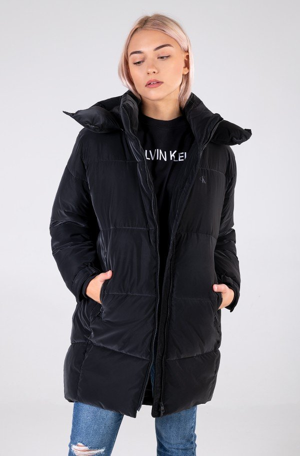 SOFT TOUCH OVERSIZED PUFFER
