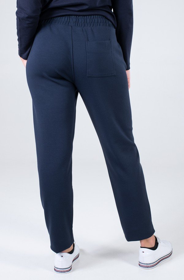 RELAXED PULL ON ANKLE PANT-hover