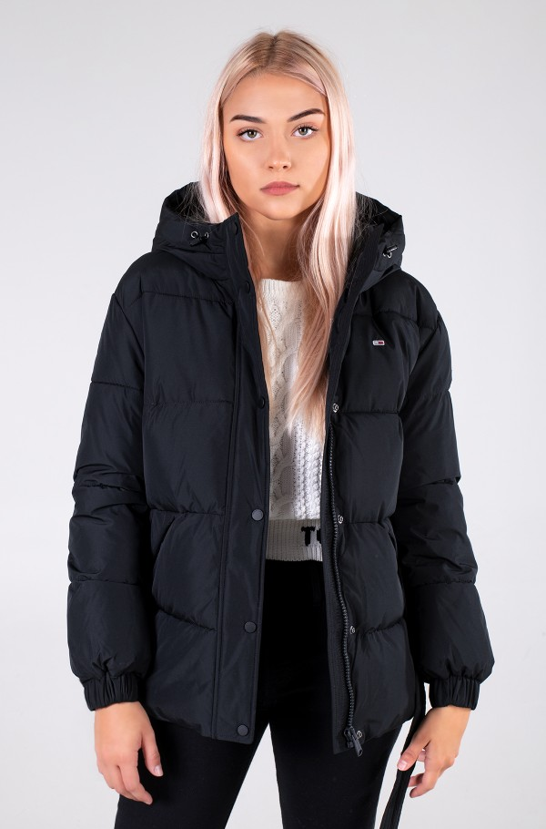 TJW BELTED PUFFER