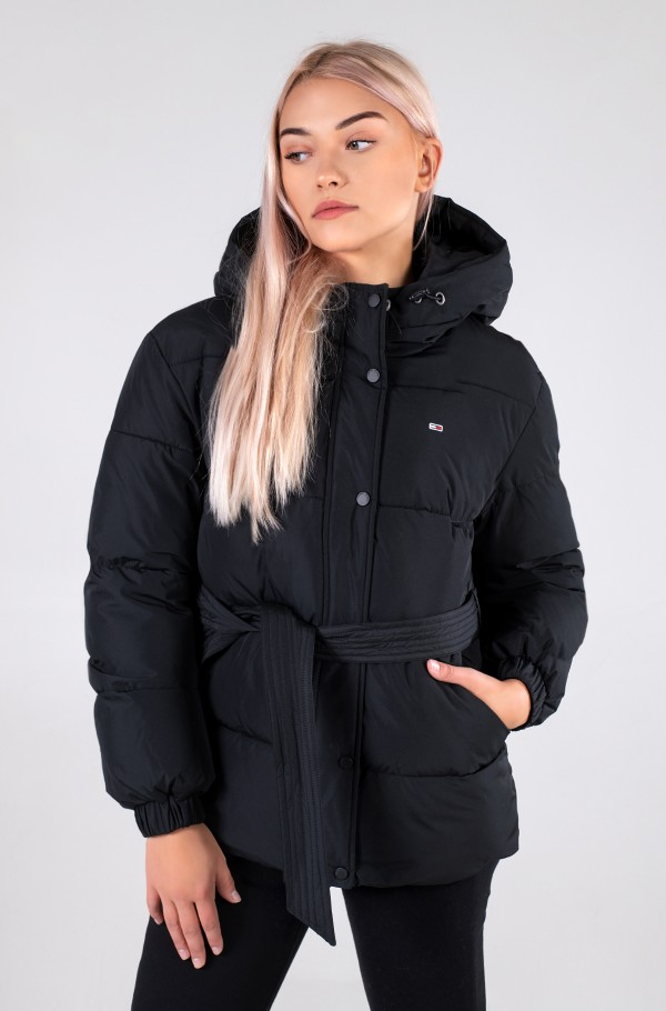 TJW BELTED PUFFER-hover