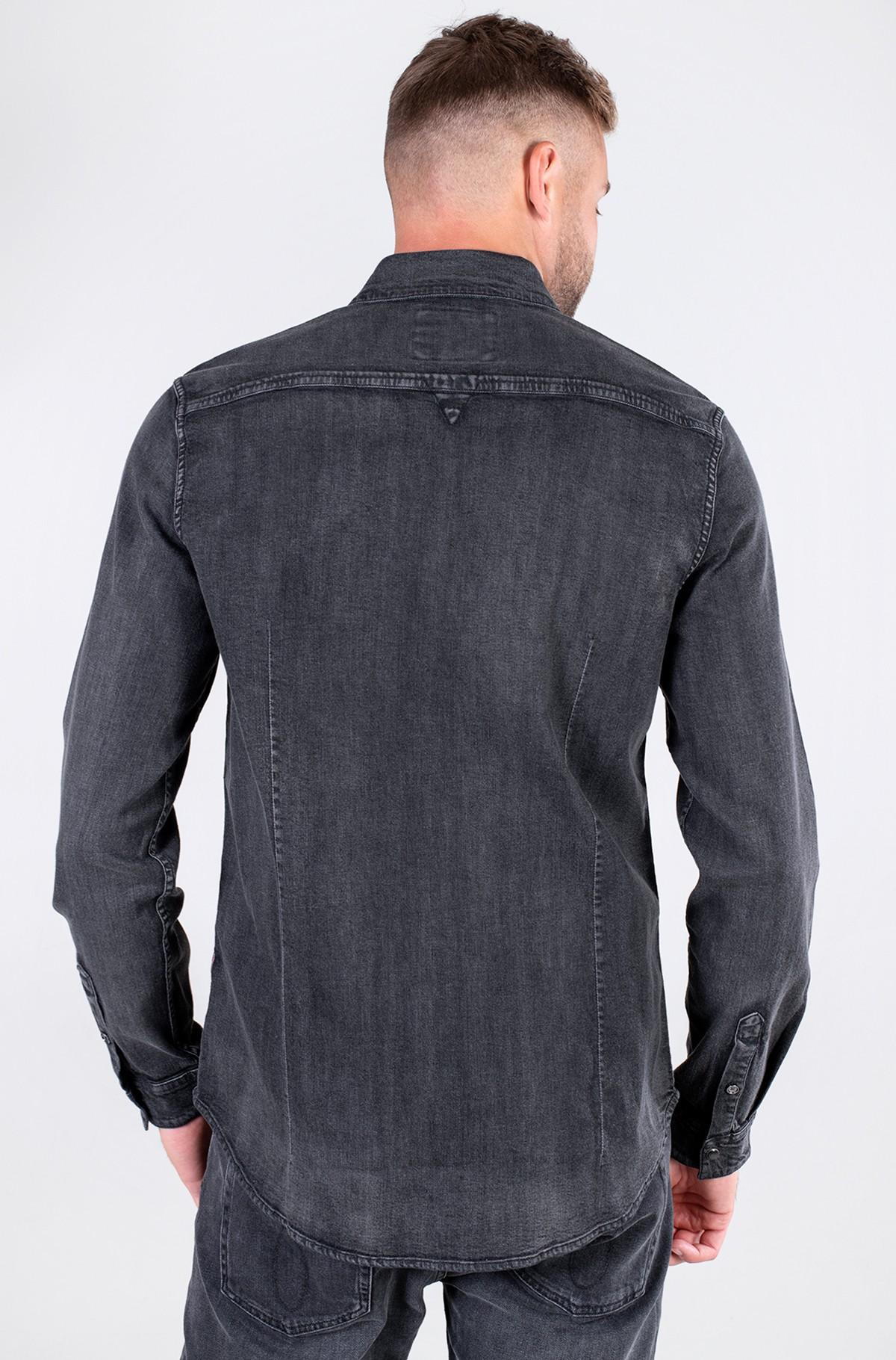 Džinsiniai marškiniai  M1YH02 D4F31-full-2