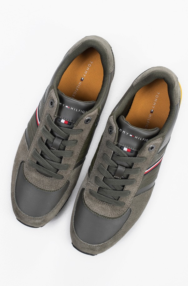 ICONIC RUNNER LEATHER MIX-hover