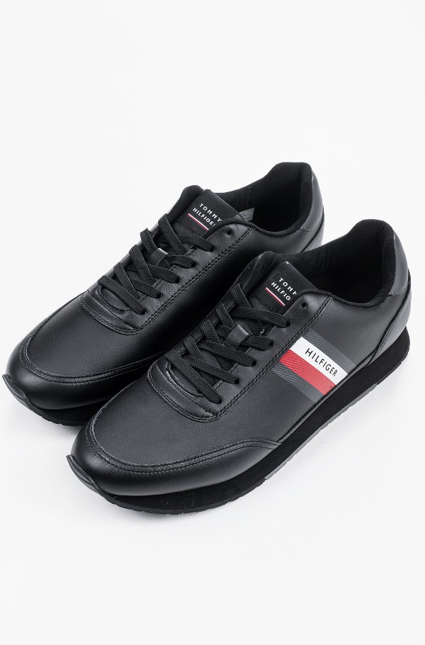 ESSENTIAL RUNNER WINTER LEATHER-hover