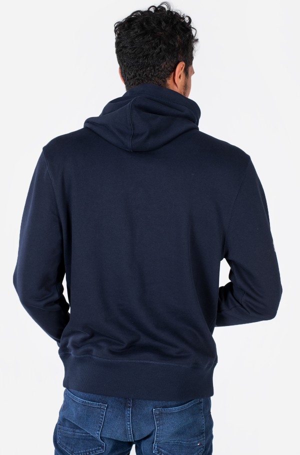 ICON EARTH BADGE HOODIE-hover