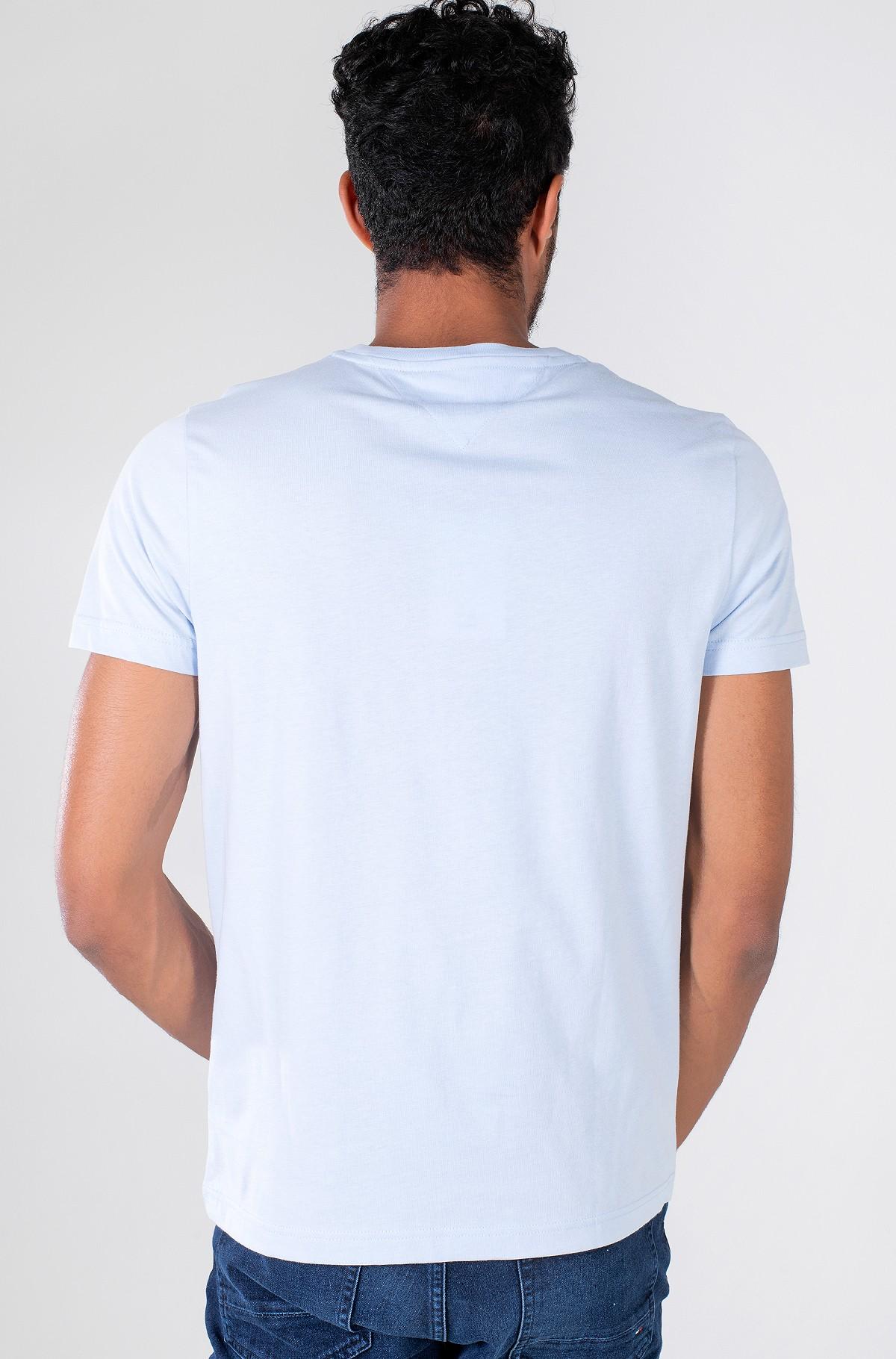 Marškinėliai PALM BOX PRINT TEE-full-2