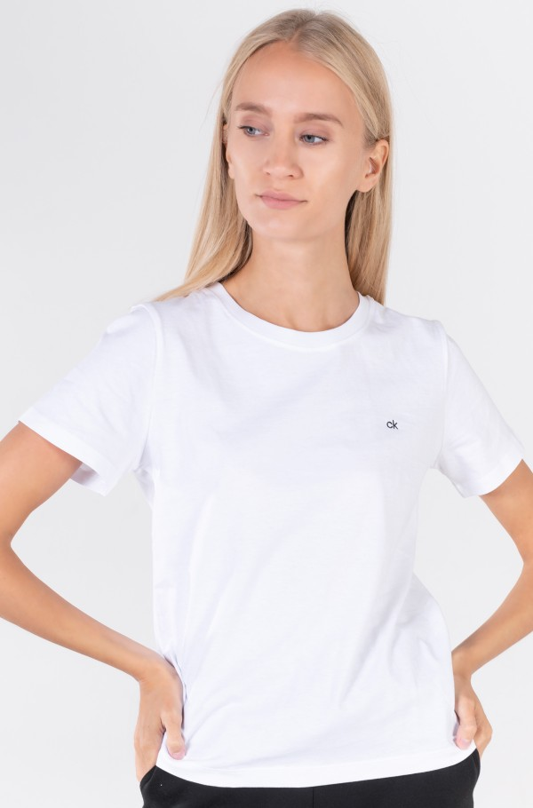 SMALL CK C-NECK TOP