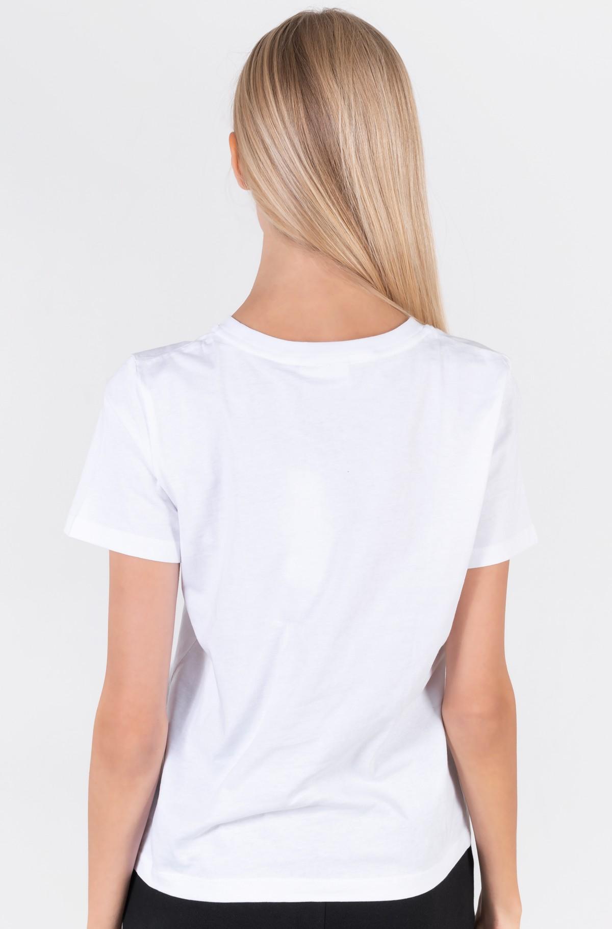 Marškinėliai SMALL CK C-NECK TOP-full-2