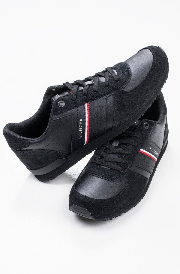 ICONIC RUNNER LEATHER MIX