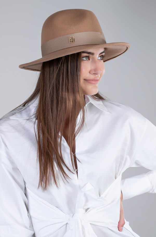 TH ELEVATED FEDORA-hover