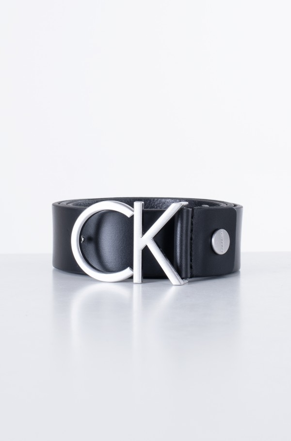 CK ADJ.LOGO BELT 3.5CM K60K602141