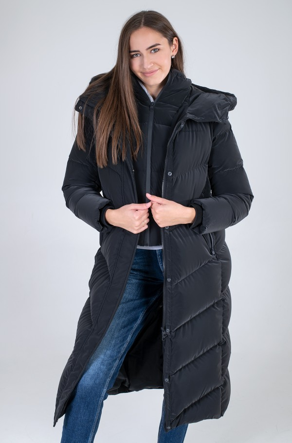 SOFT TOUCH LONG DOWN JACKET