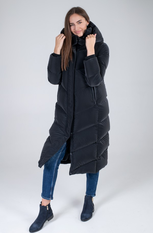 SOFT TOUCH LONG DOWN JACKET-hover