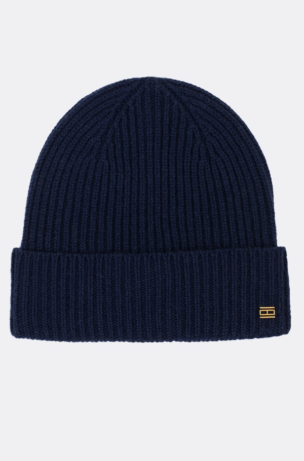TH LUX CASHMERE BEANIE-hover