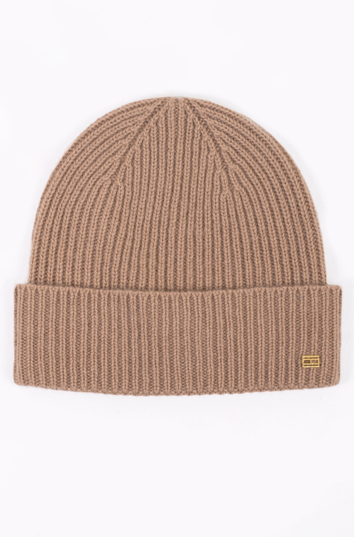 Hat TH LUX CASHMERE BEANIE-full-2