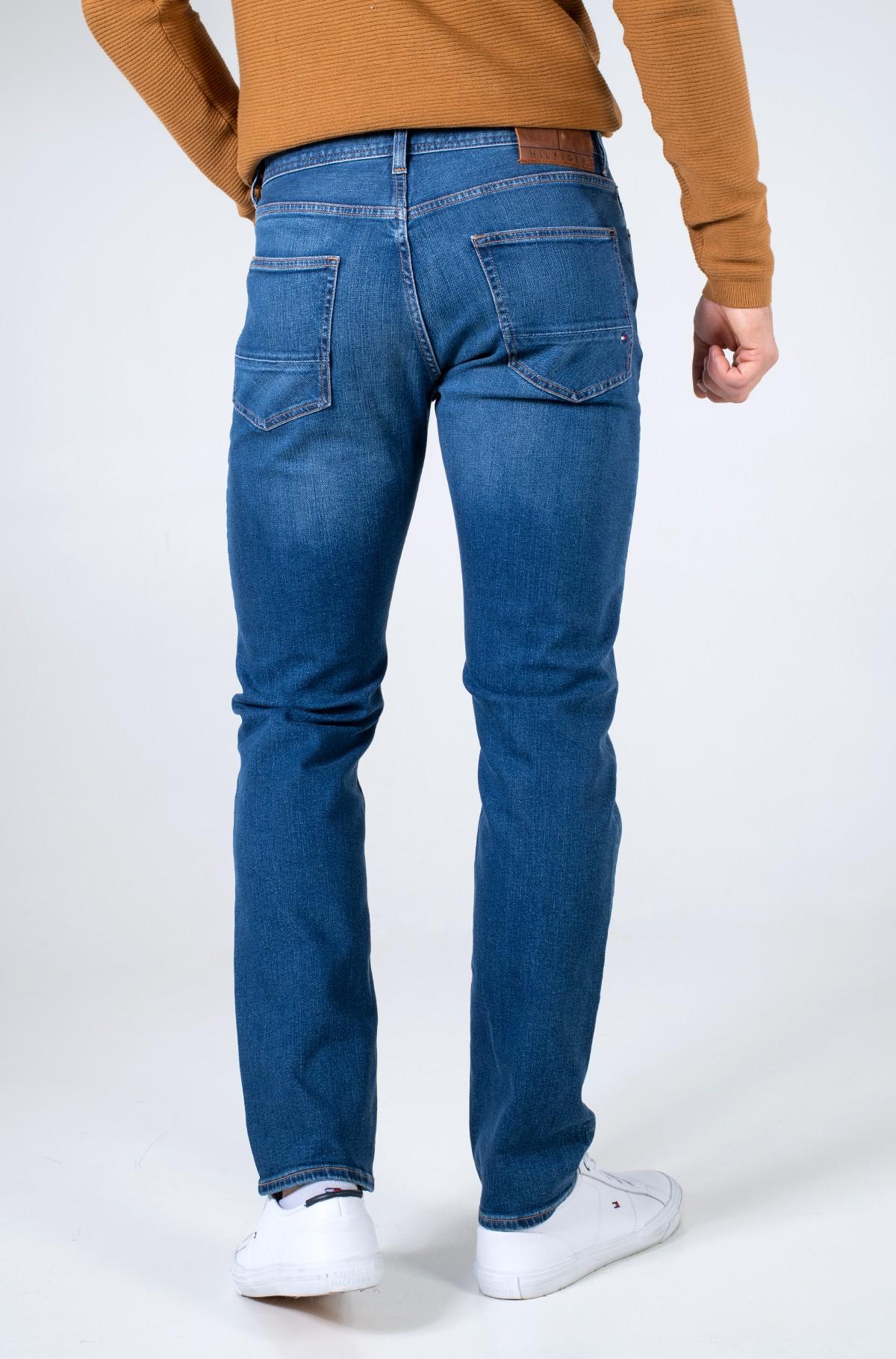 Džinsinės kelnės REGULAR MERCER STR HOBART INDIGO-full-2