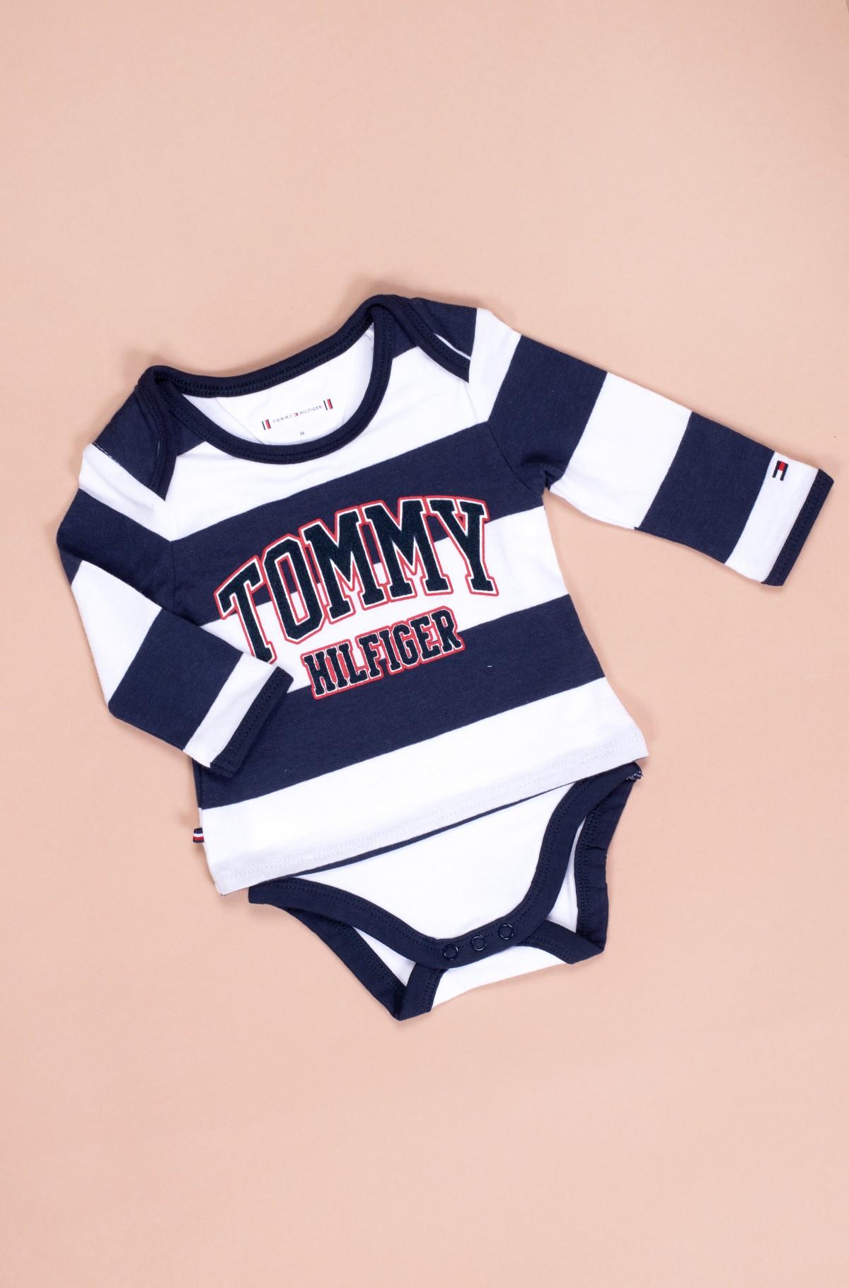 Bodi  BABY TOMMY 2 PIECE TEE BODY L/S-full-1