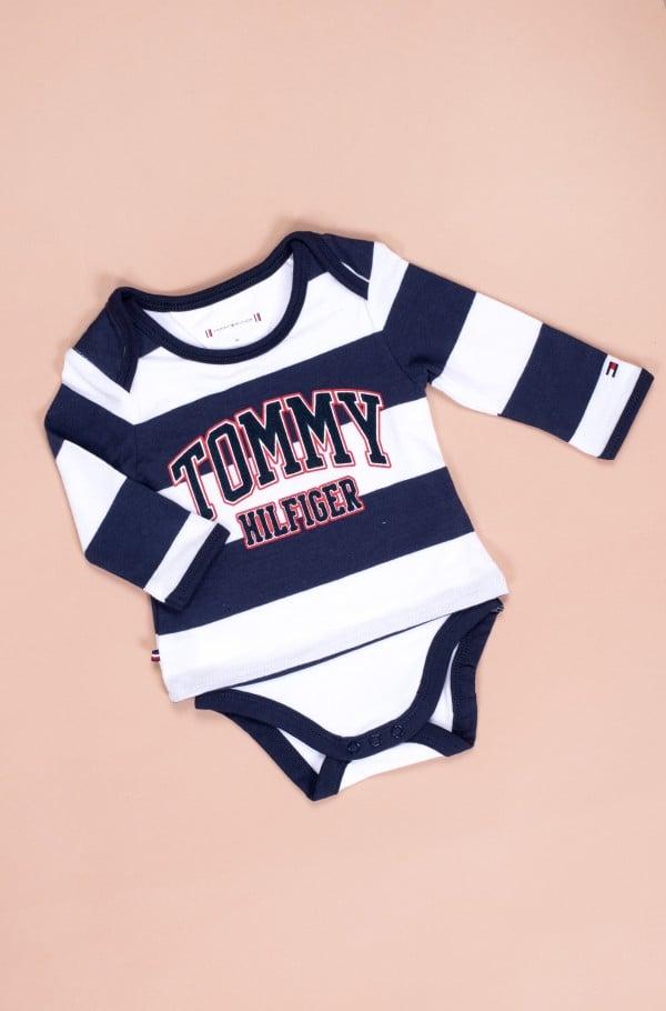BABY TOMMY 2 PIECE TEE BODY L/S