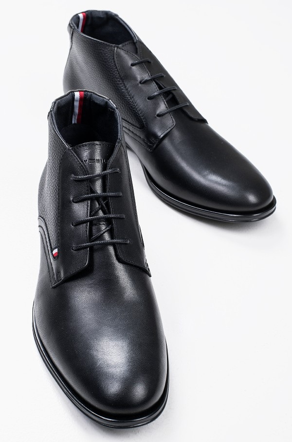 CASUAL LEATHER LACES BOOT-hover