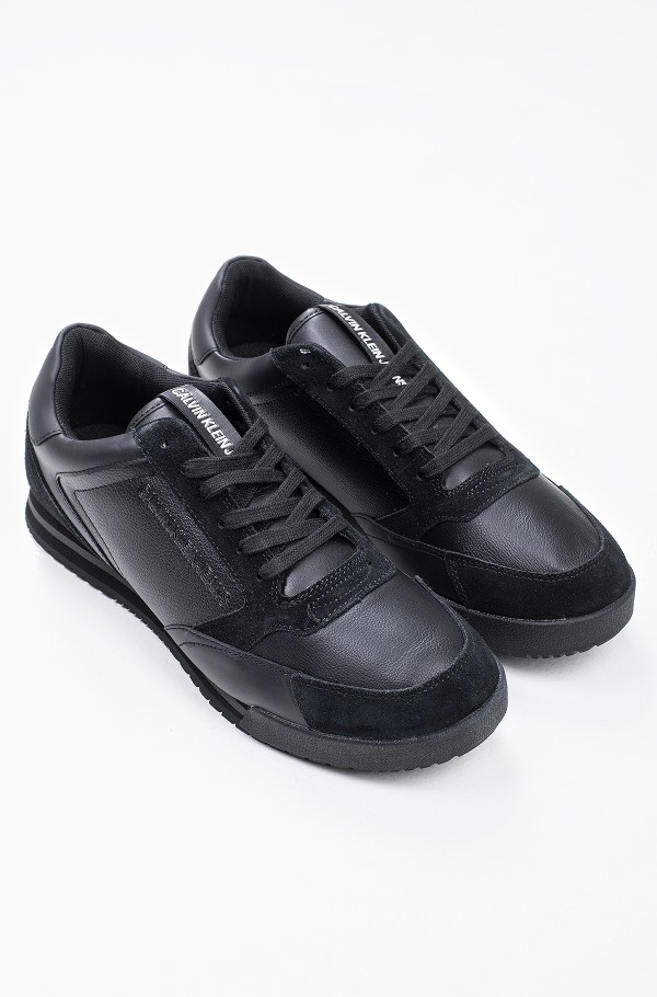 LOW PROFILE SNEAKER LACEUP SUEDE-hover