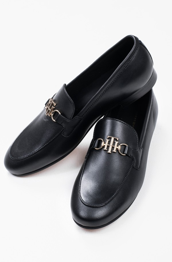 TH HARDWARE LEATHER LOAFER-hover