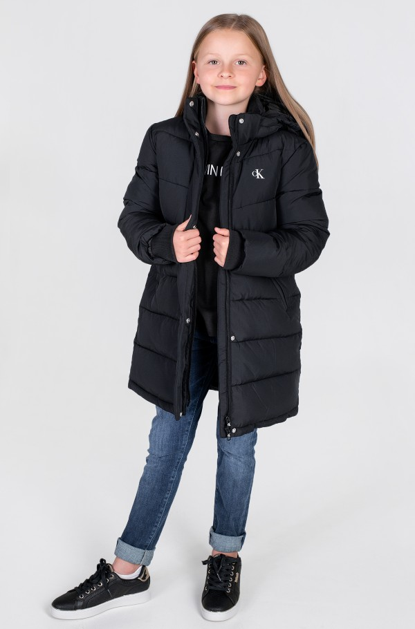 RELAXED LONG COAT