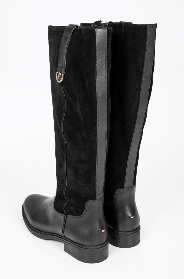 TH HARDWARE SUEDE LONGBOOT-hover