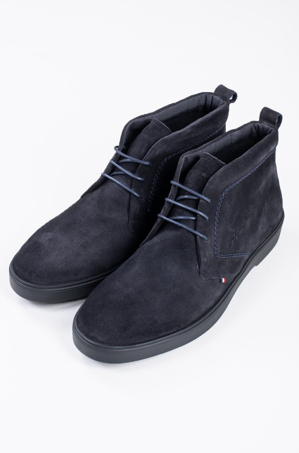 CLASSIC SUEDE LACE BOOT