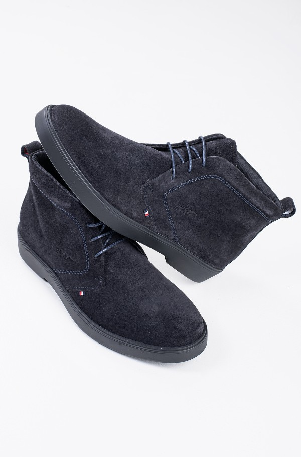 CLASSIC SUEDE LACE BOOT-hover