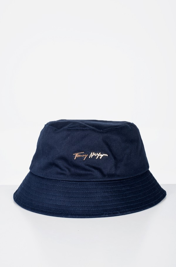 SIGNATURE BUCKET HAT-hover