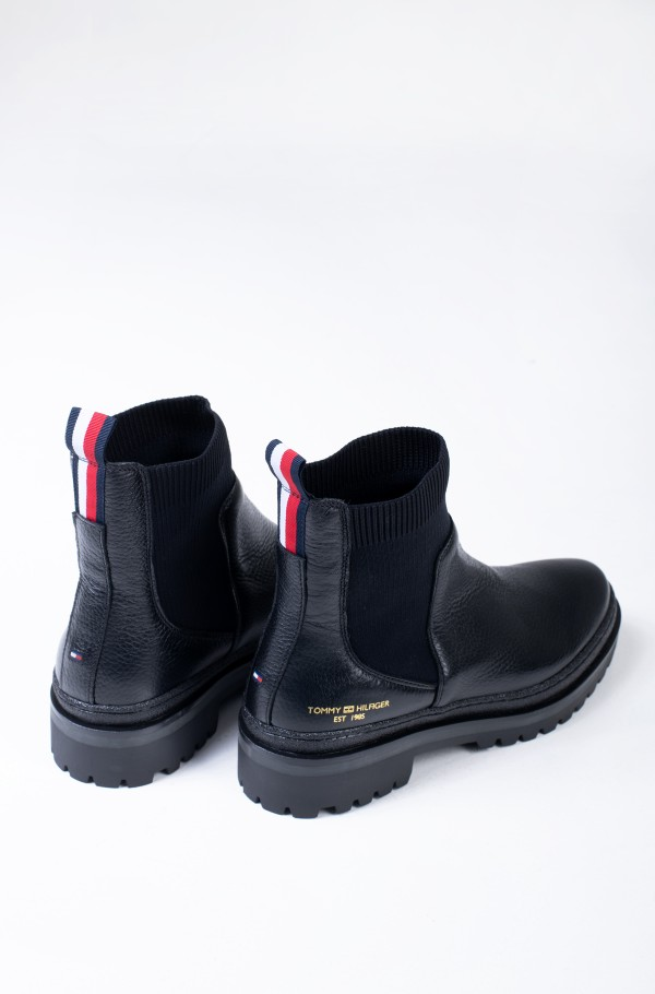 TH OUTDOOR KNIT FLAT BOOT-hover