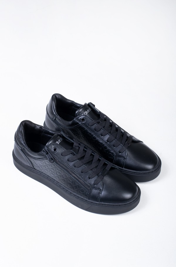 LOW TOP LACE UP W/ZIP-hover