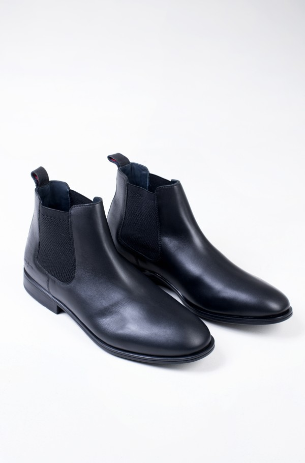 TECHNICAL LEATHER CHELSEA