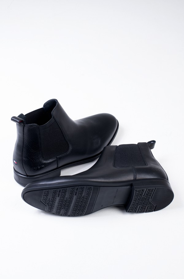 TECHNICAL LEATHER CHELSEA-hover