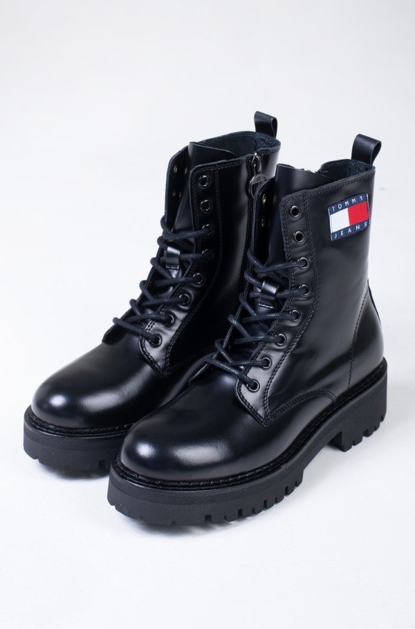 URBAN TOMMY JEANS LACE UP BOOT-hover